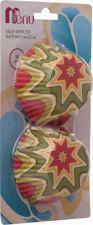 Набор форм д/выпечки MENU 5x3,5см, пергаментная бумага, одноразовые 50шт