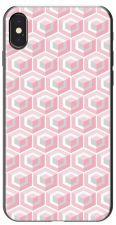 Чехол DEPPA д/Apple iPhone X/XS Illusionроз.соты