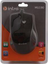 Мышь INTRO проводная MU190