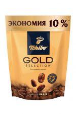 Кофе растворимый TCHIBO Gold Selection натур. сублимированный м/у 75г