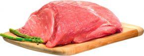 Свинина окорок б/к кусок охл вес