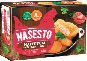 Наггетсы NASESTO Классические зам 300г