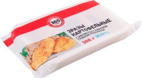 Зразы 365 ДНЕЙ картофельные с мясом под сливочной грибной подливкой 300г