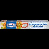 Фольга TOPPITS Алюминиевая , 10 м 1305326