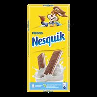 Шоколад NESQUIK Nestle с молочной начинкой