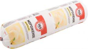Мороженое 365 ДНЕЙ ванильное туба с змж 1000г