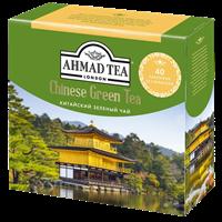 Чай зеленый AHMAD TEA Китайский б/ярл. к/уп