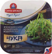 Салат САНТА БРЕМОР Чука из морских водорослей 150г