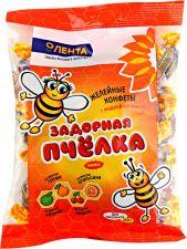 Конфеты ЛЕНТА желейные неглазированные Задорная пчелка микс 250г