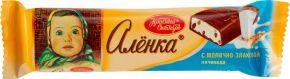 Шоколад КРАСНЫЙ ОКТЯБРЬ Аленка с молочно-злаковой начинкой 45г