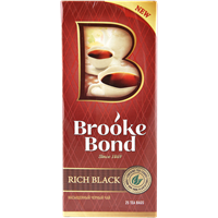 Чай черный BROOKE BOND Высший Сорт к/уп