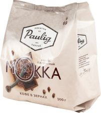 Кофе зерновой PAULIG Mokka м/у 500г