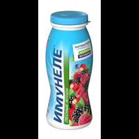 Напиток кисломолочный NEO ИМУНЕЛЕ с соком и пюре обог. проб. кул-ми, вит. и мин лес.ягоды 1,2%