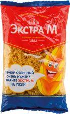 Макароны ЭКСТРА М Спиральки гр. В №73 Гр.В в/с 400г