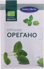 Орегано (душица) SANTA MARIA Organic 4г