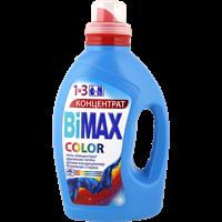 Жидкое средство для стирки BIMAX Color гель