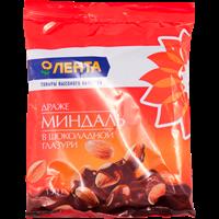 Миндаль ЛЕНТА в шоколадной глазури
