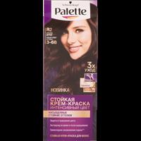 Краска-мусс для волос PALETTE Красное дерево 1