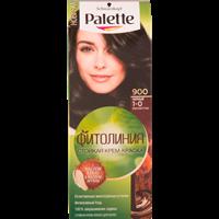 Краска для волос PALETTE Фитолиния 900 Черный