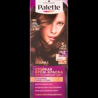 Крем-краска PALETTE Темный шоколад W2