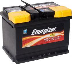 Аккумулятор ENERGIZER Plus 60, 540 A(EN), росс