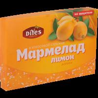 Мармелад ДИYES дольки лимон на фруктозе