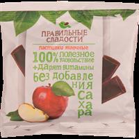 Пастилки КФ ПЕРМСКАЯ Правильные сладости яблочные