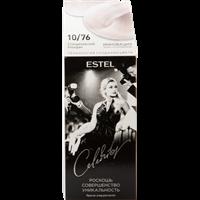 Краска-уход для волос ESTEL тон скандинавский блондин 10/76