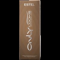 Краска для бровей и ресниц ESTEL Only Looks профессиональная №602 тон коричневый
