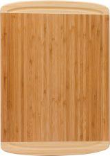 Доска разделочная HOMECLUB 35x25x1,8, бамбук