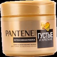 Маска PANTENE Pro-V Густые и крепкие