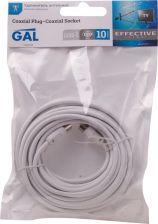 Удлинитель GAL антенный 3C2V L=10м (штекер-гнездо)