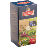 Чай RISTON Травяное ассорти к/уп