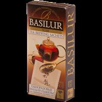 Фильтр-пакет BASILUR одноразовый д/заваривания листового чая к/уп