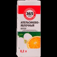 Нектар 365 ДНЕЙ Апельсиново-яблочный т/пак.