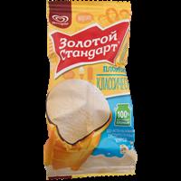 Мороженое ЗОЛОТОЙ СТАНДАРТ пломбир натуральный ваф/стак