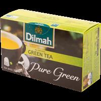 Чай зеленый DILMAH с ярлыком к/уп