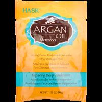 Маска для волос HASK Интенсивная с аргановым маслом