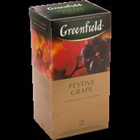 Чай GREENFIELD Festive Grape к/уп
