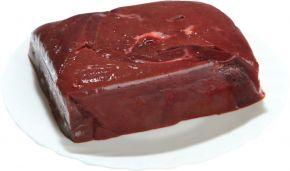 Печень 365 ДНЕЙ свиная зам вес