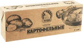 Котлеты ГОСУДАРЬ картофельные 480г