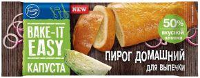 Пирог FAZER Bake-It-Easy домашний с капустной начинкой зам 375г