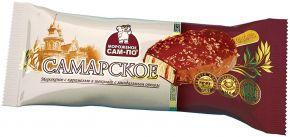 Мороженое САМ-ПО Самарское эскимо без змж 80г