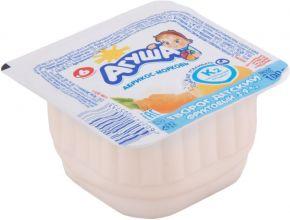 Творог АГУША детский фруктовый абрикос-морковь с 6 мес 3,9% без змж 100г
